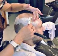 бритье головы