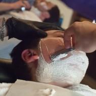 бритье опасной