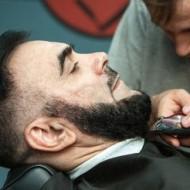 коррекция борода