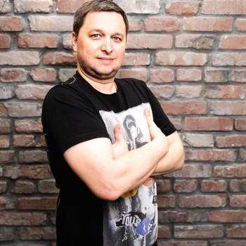 Старший Барбер Роман